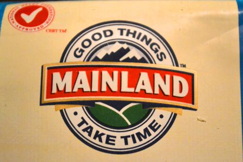mainland cheese good things take time